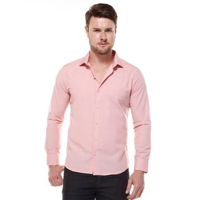 Camisa-Manga-Longa-Slim-Liso-Misto-0