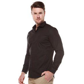 Camisa-Manga-Longa-Elastano-Liso-0