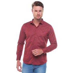 Camisa-Manga-Longa-Slim-Fit-Maquinetado-Misto-0