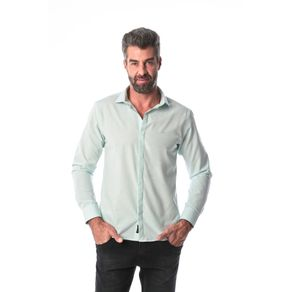 Camisa-Social-Manga-Longa-Slim-Vista-Coberta-Liso-Misto-Remo-Fenut-0